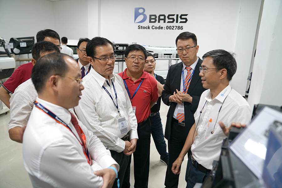 GENERALG participation in a new visit to Yinbaoshanxin was a complete success