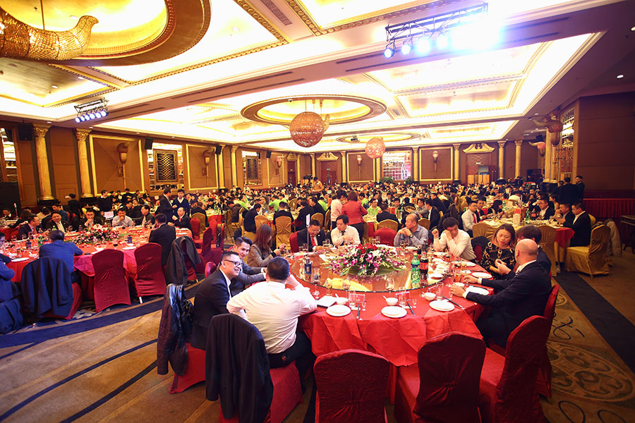 "GENERAL Group ""The New Era of wisdom leads a New future "" welcoming annual conference in 2018 was held grandly"
