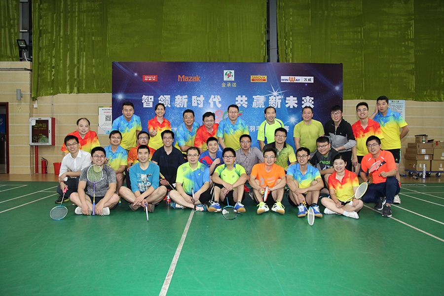 GENERALG and strategic partners Badminton Tournament successfully closed